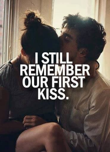 I Still Remember Our First Kiss